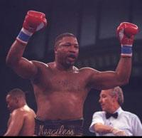 Ray Mercer(pictured) Fights September 5