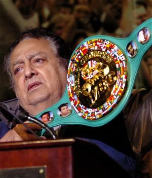 Sulaiman won't be leavung the WBC house just yet