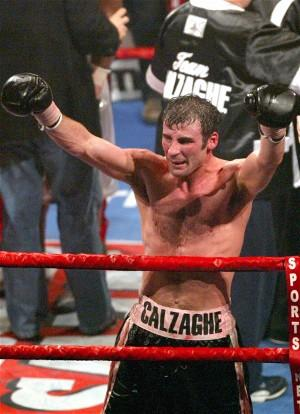 Joe Calzaghe, Undisputed World Champion: HoganPhotos.com