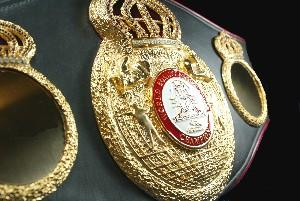WBA world title belt generic HoganPhotos
