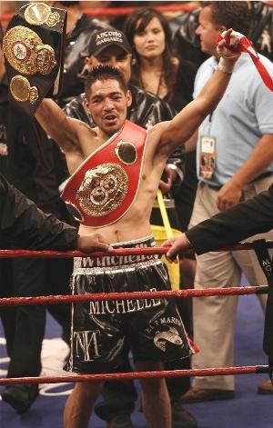 Margarito wins: HoganPhotos.com