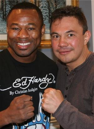Shane Mosley - BoxRec