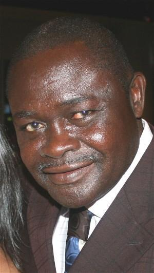"""The Professor"" Azumah Nelson"