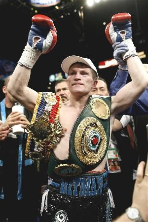 Ricky 'Hitman' Hatton