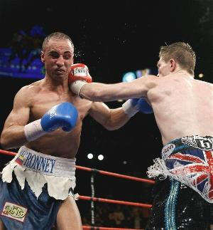 Malignaggi vs. Hatton: HoganPhotos.com