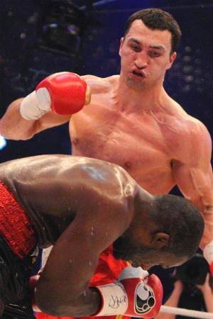 Klitschko monsters Rahman: Pavel &quot;Eagle Eye&quot; Terehov