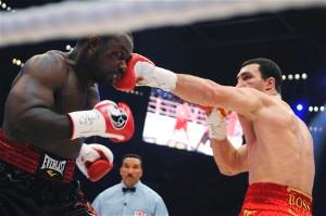 Klitschko's jab was on target: Pavel &quot;Eagle Eye&quot; Terehov