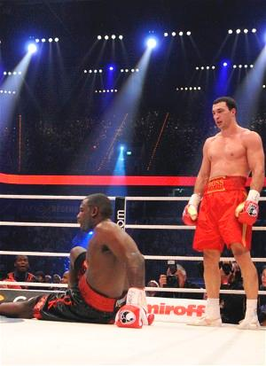 Klitschko dominates: Pavel &quot;Eagle Eye&quot; Terehov 