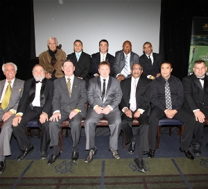 Australia Hall of Fame induction dinner 2010: photo - Neil Lyon