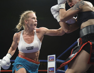Holm Faces Mathis in big fight