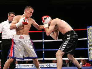 Josh Warrington (Pic Javed Iqbal)