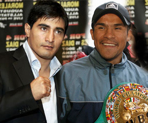 Morales and Marquez look destined to fight