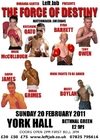 'Force Of Destiny' Card February 20