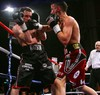 Crolla Victorious On Vegas Debut