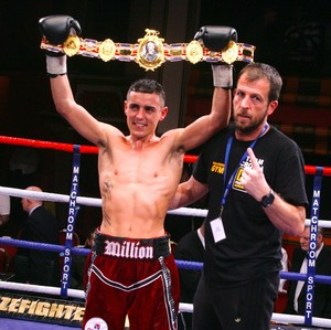 Crolla title (Pic: Javed Iqbal)