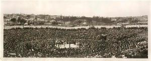 The Fight - Johnson vs. Burns - Boxing Day, December 26, 1908