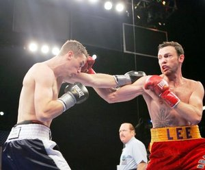Andy Lee vs Craig McEwan