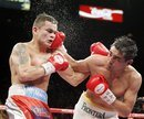 Maidana (left) keeps his No.3 spot