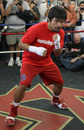 Pacquiao Has Prepared To Face A Peak Shane Mosley