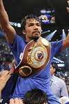 Pacquiao's Fighting Future Is In The USA
