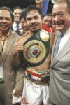 Arum Explains Pacquiao's Tax Quandary