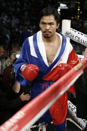 Pacquiao an all-time great?: HoganPhotos.com