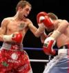 Troxy Undercard, Sexton Back with a win