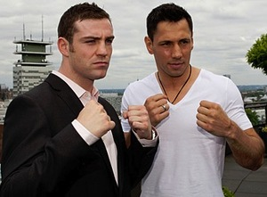 Macklin confident of upsetting Sturm