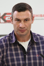 Klitschko Breaks Training To 'Battle For Democratic Values""