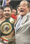 Is Bob Arum in Need of INCEPTION