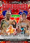 Bika Headlines Superboxer Card on Thursday night
