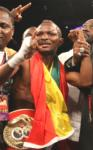 Agbeko Repels Darchinyan Challenge with Points Win