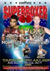 Hopoate Beats Mirovic on points in Canberra