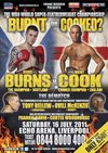 Burns Retains in Bizarre Fashion - Kevin Mitchell Sensational