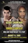 Worst Decision of the Year: Shumenov's W Pts 12 Campillo