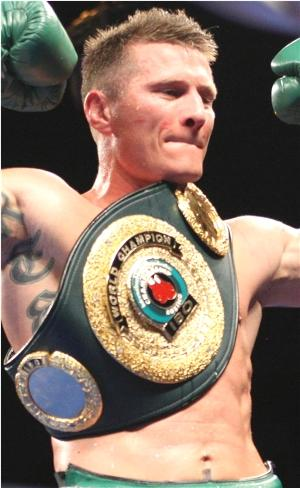 Green wins IBO world title: Tom Casino