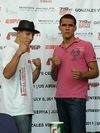 Gonzalez Faces Sierra In In Phoenix