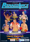 Earl Promotes Local Fighters 31st July
