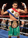 Khan Would Welcome Morales Bout