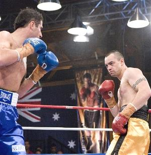 Moloney vs. McKinnon: FOX8/Foxtel