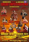 Left Jab Promotions Stage 11 Bout Card