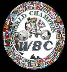WBC silver belt is just one of many