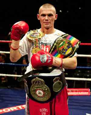 Martin murray (Mark Robinson)