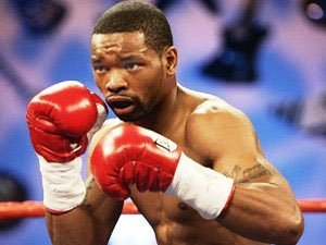 Holt (pictured) faces Garciia on Oct 15