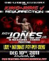 Jones Jr To Face Alexander In Atlanta