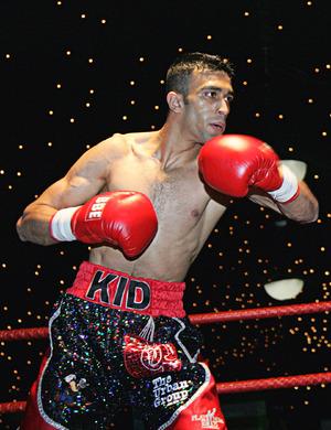 Adil Anwar (Pic Jav Iqbal)