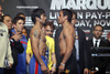 Pacquiao And Marquez Weigh In/Casamayor over the Limit