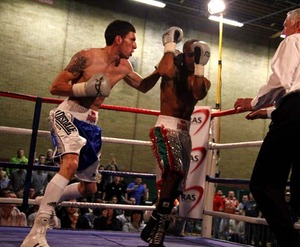 Lance Sheehan vs Ray Akhtar