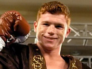 Saul Alvarez (Photo © German Villasenor)