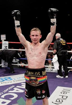 Frampton plans to Make Martinez Pay